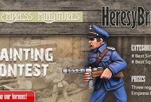 HeresyBrush Forum