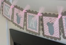 Baby shower / by Tammi Poss