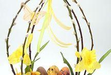 Húsvét dekoracio