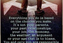 Decision is instantaneous! / Change your life TODAY! http://your-future-is-now.com