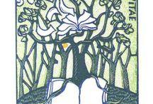 ex libris Maria Elisa Leboroni (Italia, 1934)