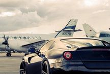 Luxury Cars / by Private Jet Charter - Luxury Travel