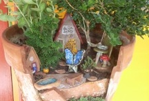 Fairy garden / by Judi W