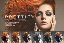 Freebies - PSD action | styles | brushes