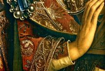 Детали одежды в искусстве