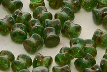 Czech Glass Beads / Beads from my shop