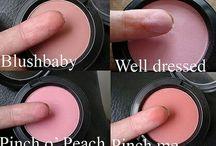Mac blushes
