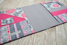 PLANNERS // Fabric Cover