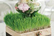 Grass deco