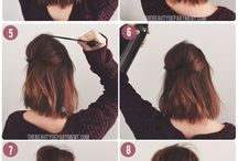Short Lob Hairstyle