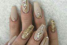 MIX Nails :) / Nail compositions that capture the heart
