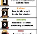 SCHOOL  - self-reflections