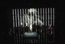 Theatre and Modern Art / stage design, set design, theatre, performance, installation, dolls