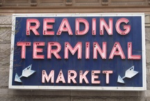 Reading Terminal Market Philadelphia / The Reading Terminal Market in Philadelphia is a great place to be. There is so much to do and so much food to enjoy.