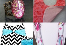 Etsy Treasuries / Treasuries I've either curated or really like on Etsy!!!