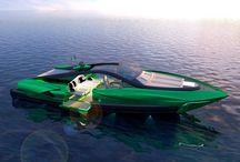 Italian Charme 45 / luxury Yacht Tender