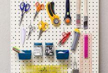 For the craft room / by Tatiana Olazabal