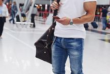 Airport outfits for men