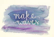 Quotes / Inspiration<3 / by Masina Kalama
