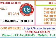 IITJAM COACHING IN DELHI 2017 / Trajectoryeducation is th india`s no 1 iit jam coaching in delhi for iit jam Preparation