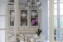 White on white / French provincial, quietly all things me