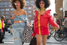 NYC FASHION WEEK AW 2017-2018 / Let's take a look and get inspired!  New York Fashion Week is in full swing, and with it comes street style.