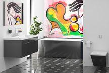 AIC DESIGN / Faites rentrer l'art en grand format, avec un nouveau revêtement éclairé dans vos cuisines ou salles de bains. Aic Design propose des artistes contemporains prestigieux, en reproductions limitées, numérotées et authentifiées. Matériaux étanches, résistants aux chocs, mais surtout un revêtement unique et sur-mesure adapté aux contraintes les plus extrêmes.