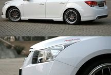 Chevrolet Cruze / Tuning