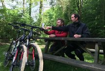 Mountainbiken in Twente