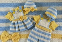 Craft:  Crochet-Layette, Premies, Angels