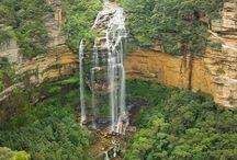 Blue Mountains Australia Travel // Sydney Moving Guide