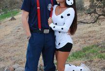 DIY Halloween Couple Costume Ideas 2017