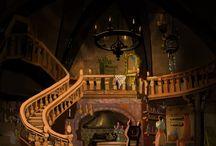 Fantasy - Orte