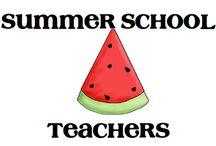 Summer School / by Sara Nelson