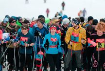 Red Fox Elbrus Race - 2015 / The festival of winter extreme sports Red Fox Elbrus Race took place on mt. Elbrus! How it was
