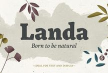 Landa Font Download