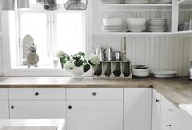 Summery Kitchens