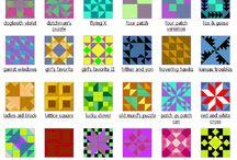 Quilt Blocks / Quilting