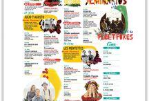 Moodboard festivalavisa