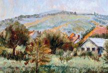 Hungarian painters - Hungarian paintings