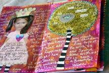 Art Journals / by Jennifer Cruz