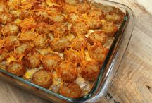 Cowboy Casserole / This board is a corral for all our best cowboy casserole recipes. Whether you're looking for the famous John Wayne Casserole, Cowboy Tater Tot Casserole or any cowboy casserole, you'll find it here. We have cowboy chicken casseroles and more. / by AllFreeCasseroleRecipes