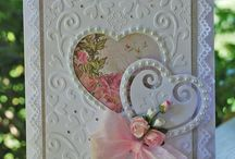 Bryllup/baby kort
