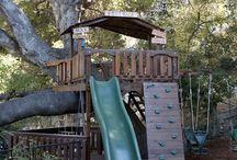 The Faraway Tree / idea's for Mac's tree house