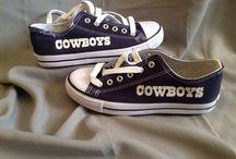 Dallas cowboys / by Jules Rogovich