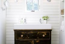 guest bath / by Sarah Becker