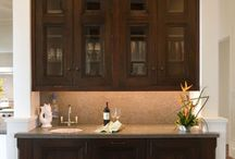 Client   Gensler / Compilation of ideas for built in dry bar. / by Amy McKnight