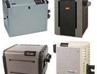 Indoor Pool Heaters / Pool heat pumps and pool heaters for indoor swimming pools.