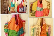 Bags of style / One can never have too many bags. Consequently, one can never have too many bag patterns.