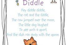 nursery rhymes & songs